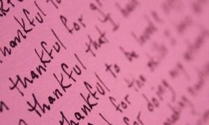 gratitude.journal